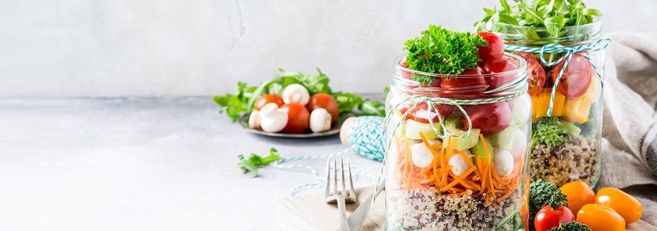 Salada take away