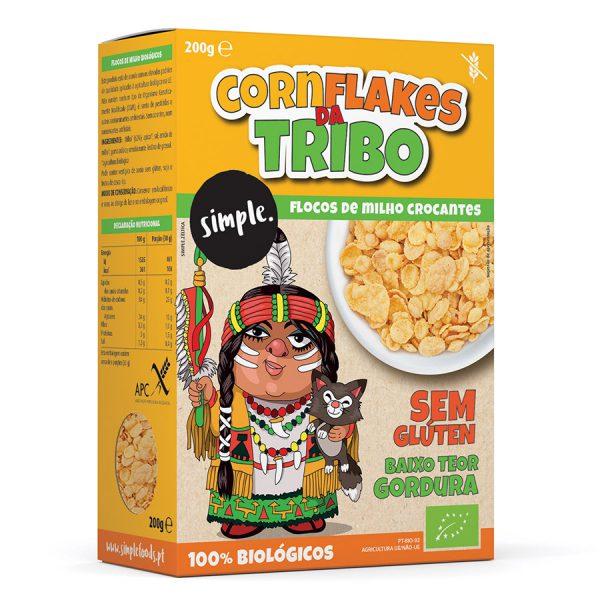 Corn Flakes da Tribo