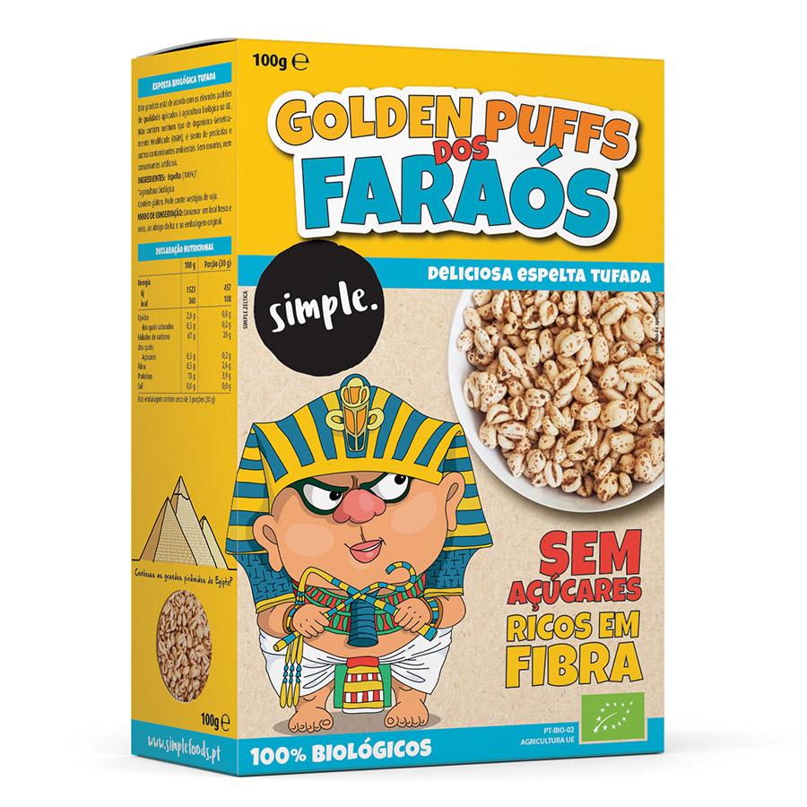 GOLDEN PUFFS DO FARAÓS