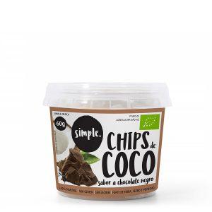 CHIPS DE COCO COM CARAMELO SALGADO